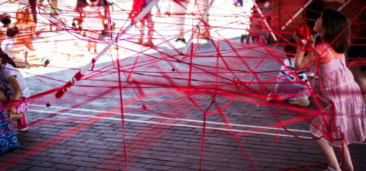 Arte Progresivo en la  Biennale Spazio Pubblico en Roma