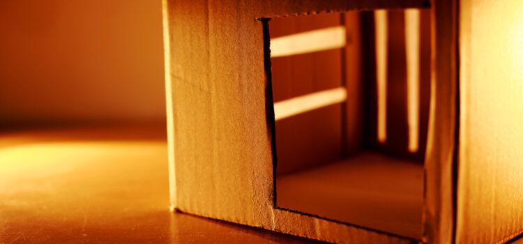 """Taller abierto """"La caja"""""""